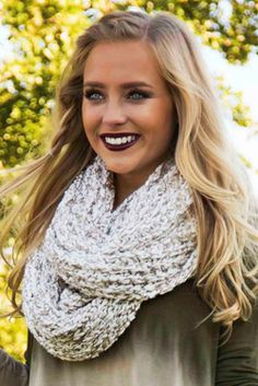 Love This scarf! perfect for the cold winter ahead! Share to save 10% on  your order instantly!  By The Fireside Scarf: Multi