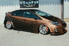 Toyota Prius GT-30   Kuhl. - Carscoops