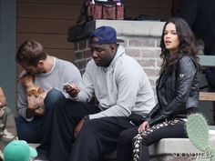 Photos - Paul Walker Plays With A Puppy - 4 - Socialite Life ...
