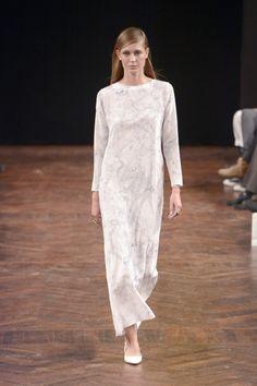 Veronica B. Copenhagen Style, Veronica, Runway, White Dress, Normcore, Image, Dresses, Copenhagen Fashion Week, Cat Walk