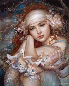 Женщина – это Берегиня! Так называли таких созидательниц, хранительниц в древней Руси. Они умели оберегать себя, семью, род от худого и привлекать благо.