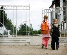 How to mentally prepare when your kids are starting school | The Champagne Supernova