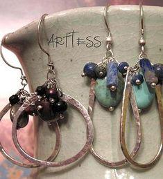 2014 Heights Summer Avant-Garde Art & Craft Show Vendor- ArtTess Jewelry Etsy Shop