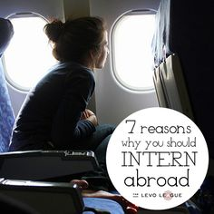 Why You Should Intern Abroad