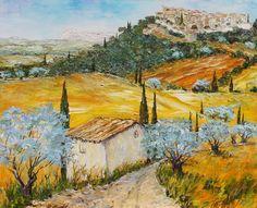 Bernard THIEBAUT Artiste Peintre au CASTELLET sur Kelexpo http://www.kelexpo.com/profil-artiste/bernard-thiebaut-artiste-peintre/