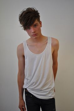 skinny boys have swagger, too. sometimes, especially.