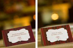 Plaquinhas buffet Papelaria personalizada para casamento #joyinthebox #papelariapersonalizada