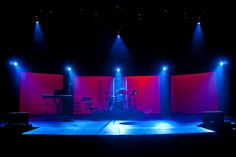 2010 Leaving a Mark - Stage Design