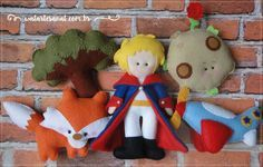 KIT The Little Prince Baobab Fox Asteroid B612 by walartesanal