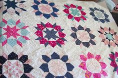 swoon by a quilt is nice, via Flickr