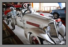 Pedal car collection from NATMUS by Topeeka, via Flickr