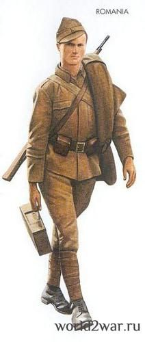 Romanian soldier Viena 1945 - pin by Paolo Marzioli Eastern Front Ww2, Central And Eastern Europe, Military Equipment, Interesting Reads, World War Two, Wwii, Army, Military Uniforms, Warfare