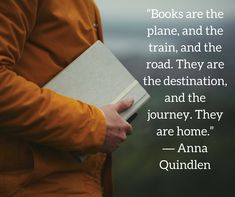 Oh books! Anna Quindlen, Journey, Cards Against Humanity, Train, Books, Libros, Book, The Journey, Book Illustrations