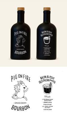 #Bourbon #Bottle #Design #packaging #packagedesign
