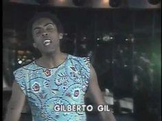 Gilberto Gil - Andar com Fé - (1982).  | Belissimamente (#Canto_Que_Dança) Extemporâneo. Salve!