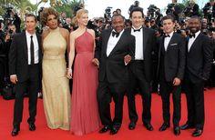 Matthew McConaughey, Macy Gray, Nicole Kidman, le réalisateur Lee Daniels, John Cusack, Zac Efron et David Oyelowo.
