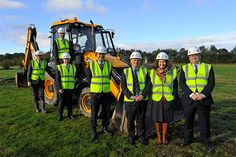 September 2015 UTC South Durham ground breaking