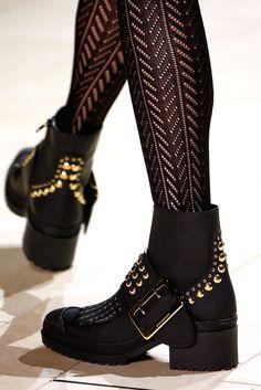 ¡Shoe madness! Los zapatos que llevarás en invierno 2016