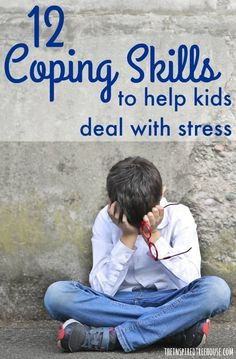 The Inspired Treehouse - Check out these 12 coping skills for kids that can help…