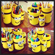 Color Me Creative! Craft Work For Kids, Diy For Kids, Crafts For Kids, Diy And Crafts, Cardboard Box Crafts, Paper Crafts Origami, Tin Can Crafts, Jar Crafts, Toilet Roll Craft