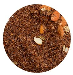 Rooibos Persipan Rooibos blended with apricot kernels and jasmine blossoms for a persipan flavoured brew. £5.55/100g
