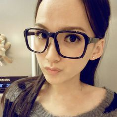 9908b2769e Find More Information about New arrival male Women lenses large frame  eyeglasses frame glasses frame non