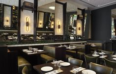 Tredwell's, Marcus Wareing Restaurants / Robert Angell Design International