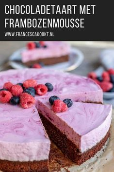 Mini Desserts, No Bake Desserts, Bake My Cake, Cheesecake, Sweets Cake, Cake Cookies, Love Food, Cake Recipes, Sweet Tooth
