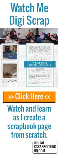 Inside my Album: My Scrapbooking Process and a Panorama http://www.digitalscrapbookinghq.com/inside-my-album-my-scrapbooking-process-and-a-panorama/