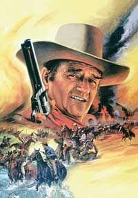 John Wayne Movie posters, prints and more.