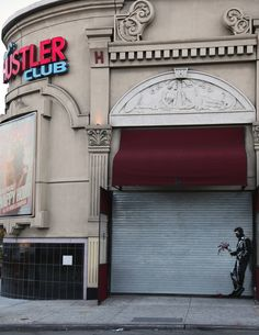 Banksy | Better Out Than In: an artist residency on the streets on New York | Day 24