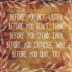 Inspiration #quote