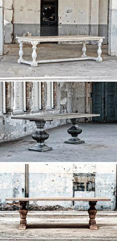 kloostertafel #table #tafel #diningtable