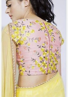 Love the blouse Elegant Indian Sari CLICK Visit link to see more
