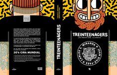 TREINTEENAGER ILLUSTRATED BOOK on Behance