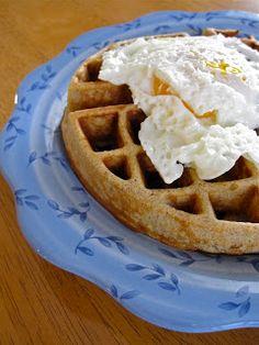 Mutritious Nuffins: Grain-free Waffles.