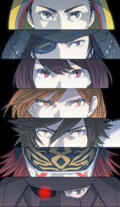 East Army  Tokugawa Ieyasu,Date Masamune,Tsuruhime,Saika Magoichi,Maeda Keiji,Fuuma Katorou, and Honda Tadakatsu