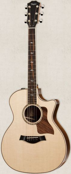 Taylor 2014 814CE Electro Acoustic Guitar with Expression System 2