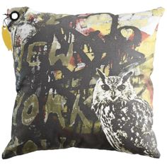 #Kudde Helge #cushion #oddbirds