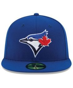 finest selection e5083 04417 New Era Kids  Toronto Blue Jays Authentic Collection 59FIFTY Cap - Blue 6 1
