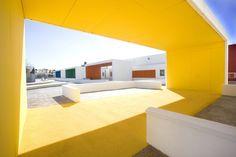 Centro de educación infantil en Dos Hermanas / Carmen Sánchez Blanes