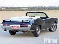 1969 Pontiac GTO  | 1969 Pontiac Gto Convertible