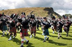 There is a long and rich Scottish history including barbaric tribes – such as the Picts and Scots; a long line of kings and queens and numerous battles Scottish Culture, Men In Kilts, Picts, Great Britain, Edinburgh, Scotland, Dolores Park, History, Travel