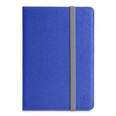 Amazon.co.jp: Belkin ベルキン iPad mini 対応 クラシックストラップ ケース/カバー ブルー F7N032qeC01: パソコン・周辺機器