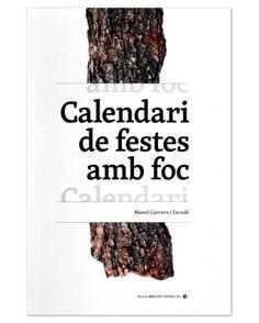 """Llibre """"Calendari de Festes amb foc"""" dels Països Catalans"""