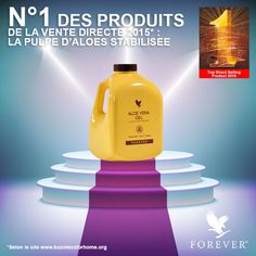 Forever Living has the highest quality aloe vera products and is recognized as the world's leading multi-level marketing opportunity (FBO) for forty years! Forever Living Aloe Vera, Forever Aloe, Aloe Vera Gel, Aloe Vera Supplement, Aloe Vera Juice Drink, Best Home Based Business, Clean 9, Natural Aloe Vera, Aloe Leaf