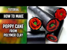Cane Fimo, Polymer Clay Canes, Polymer Clay Flowers, Fimo Clay, Polymer Clay Projects, Clay Beads, Polymer Clay Jewelry, Clay Crafts, Clay Tutorials