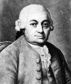 Carl Philipp Emanuel Bach (1714–1788) was a German Classical period musician and composer, the fifth child and second (surviving) son of Johann Sebastian Bach and Maria Barbara Bach. His second name was given in honor of his godfather Georg Philipp Telemann, a friend of Emanuel's father.