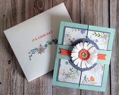 Stampin' Up! Daisy Delight Bundle - Judy May, Just Judy Designs