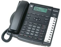 420i 4 Line business speakerphone from IntelliTouch